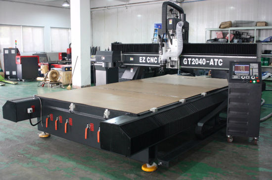 Ezletter Enhance Engraving and Carving CNC Router (GT-2040ATC) pictures & photos