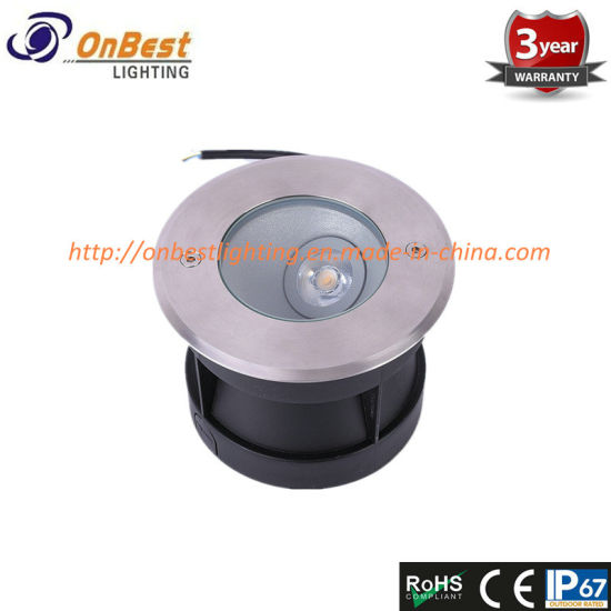 New LED Light 6W COB LED Underground Light in IP67 pictures & photos