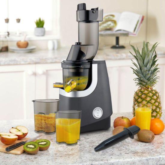 Big Mouth Feeding Chute Juicer Slow Juicer Kitchen Electric Appliance Juicer Blender