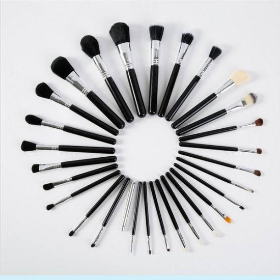 Makeup Cosmetics 29PCS Synthetic Hair Kabuki Brush Set pictures & photos