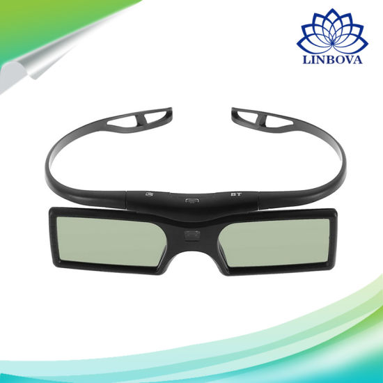 G15-Bt 3D Active Shutter Bluetooth Glasses for Sony Kd-55X8505c Samsung Panasonic Sharp 3D TV Replacement Tdg-Bt500A/Gx21-T pictures & photos