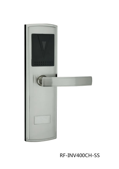 Digital Magnetic Card Hotel Door Lock (RF-INV400) pictures & photos