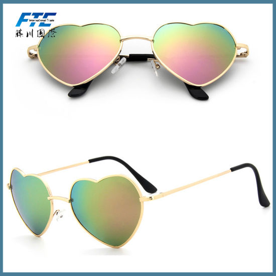 Fashion Sun Glasses Wholesale Heart Shape Sunglasses