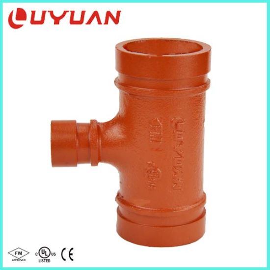 Grooved Pipe Coupling and Fittings with 8′′ pictures & photos