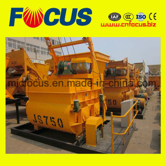Factory Price JS750 Cement Mixer pictures & photos