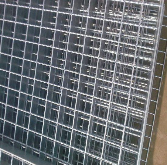 Light Weight and High Bearing Capacity Flat Bar Steel Grating
