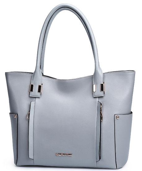 93e0813e92 Handmade New Woman PU Handbag Fashion Designer Lady Bag (ZX10170 ...