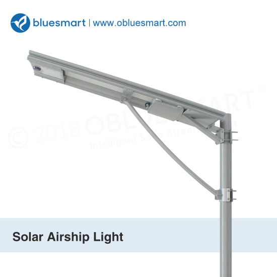 20W 40W 60W 80W 100W Outdoor Integrated Solar LED Street Garden Light for Parking Road