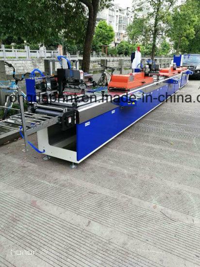 4 Colors Screen Printing Machine