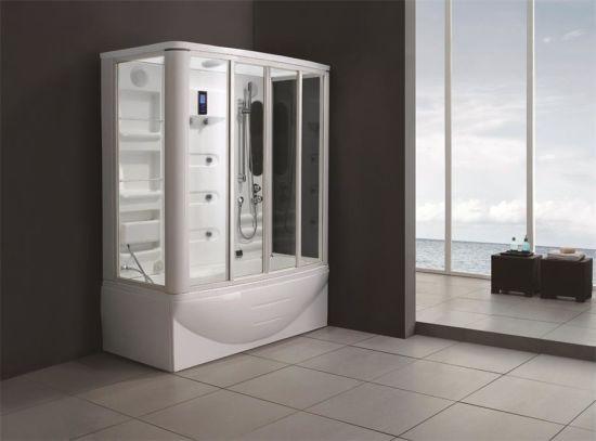Monalisa Massage Bathtub Steam Shower Room (M-8239)