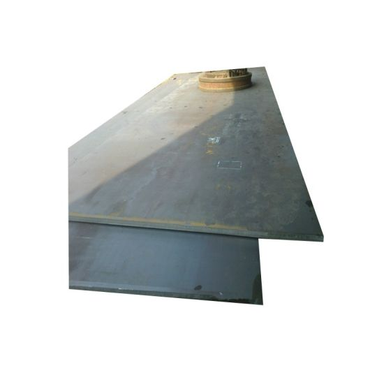 Hot Rolled A588 A242 SPA-H Corten a/B Steel Plate for Building Material