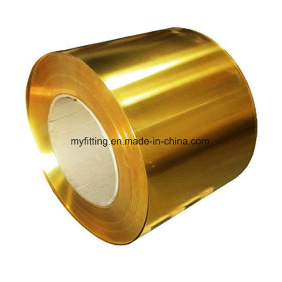 Alloy C2600 Brass Foil Brass Sheet