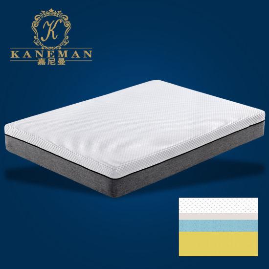Hot Carton Mattress Bed Memory Foam