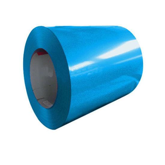 PPGI Prepainted Galvanized PE Paint Dx51d Color Coated Steel Coil