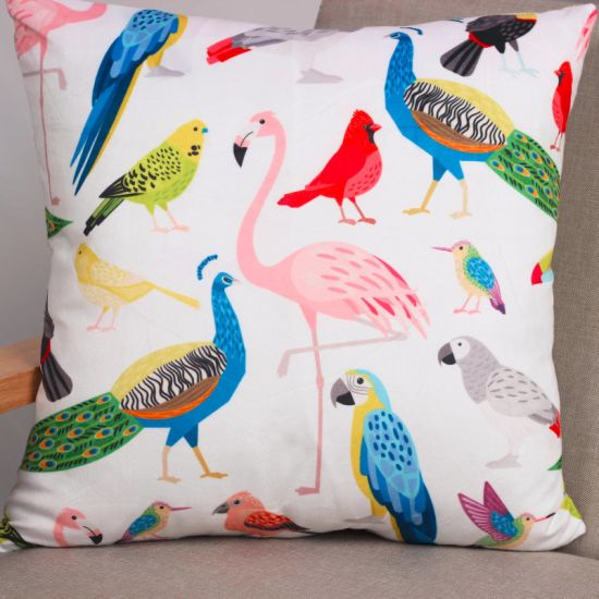 Cheap Custom Design Comfortable Cotton and Linen Pillow Case, Cushion Cover & Bolster for Home Decorative, Wholesale pictures & photos