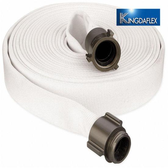 High Pressure Flexible Rubber PVC Fire Hose/Lay Flat Hose