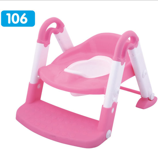 Hot Sell Plastic Baby Toilet Seat Baby Potty for Kids pictures & photos