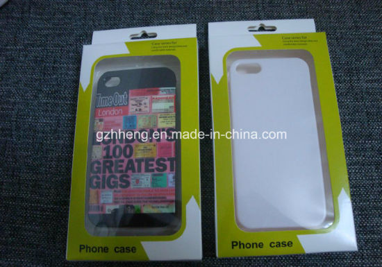 Plastic Blister Packaging for Phone Case (HH017) pictures & photos