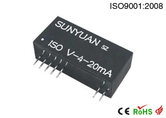 Two-Wire 0-5V/0-10V to 4-20mA Converter IC