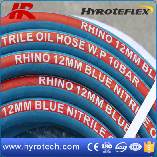20 Bar Smooth Fuel Oil Hose pictures & photos