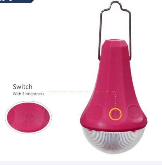 China Hot Selling Ebay Solar LED Reading Lamp 3W Solar