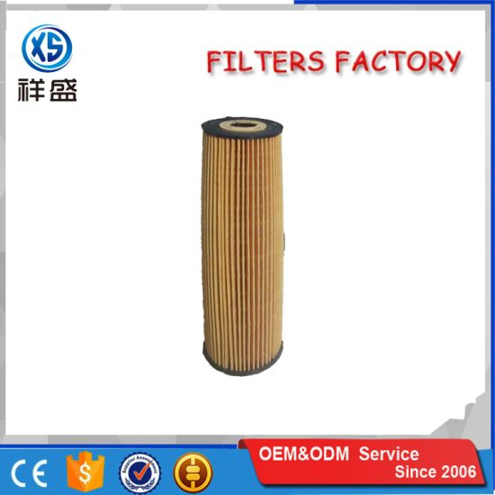 Factory Supply Auto Engine Parts HEPA Oil Filter for A1201800009