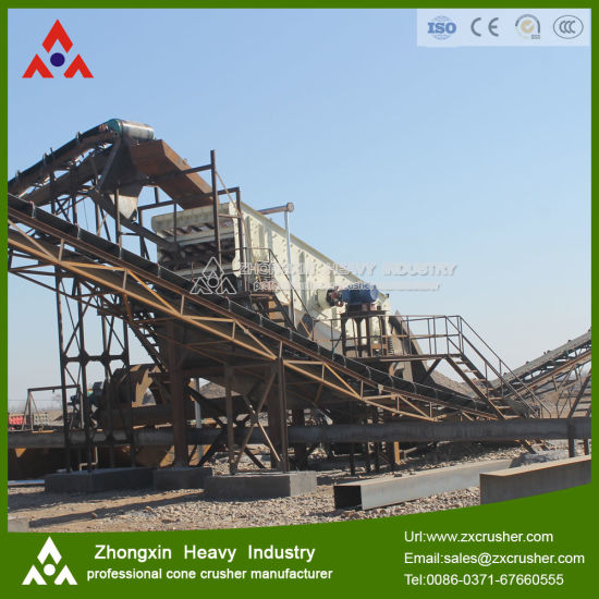 High Efficiency Vibrating Screen Vibration Sieve Machine (YK) pictures & photos