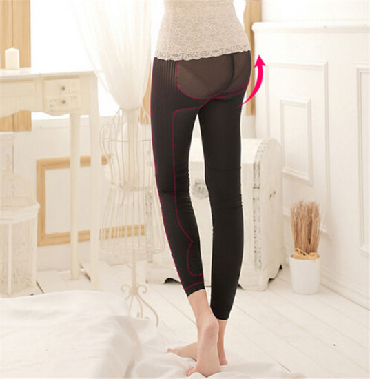 Fashion Women Body Shaper Slimming Legging (SR8208) pictures & photos