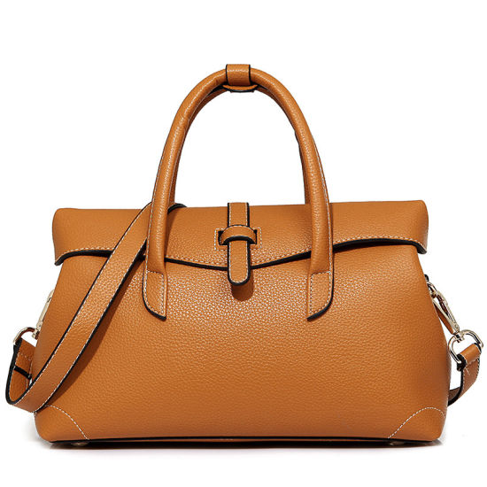 ad8f2f71 China Fashion Lady Bag High Quality Tote Shoulder Women Leather ...