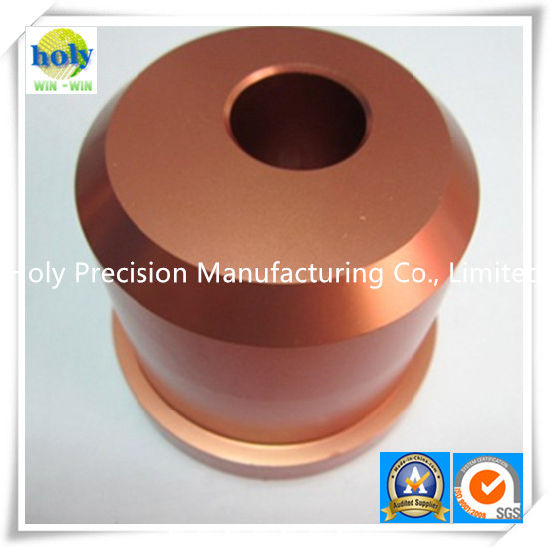 Precision CNC Machining Custom Machined Parts with Aluminum, Brass, Bronze pictures & photos