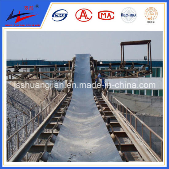 Belt Conveyor Standard Rubber Belt Factory pictures & photos