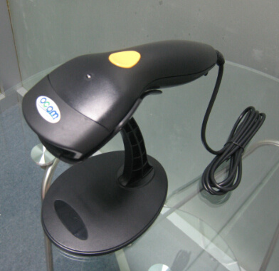 Handheld Laser Barcode Scanner with Auto-Induction Function pictures & photos
