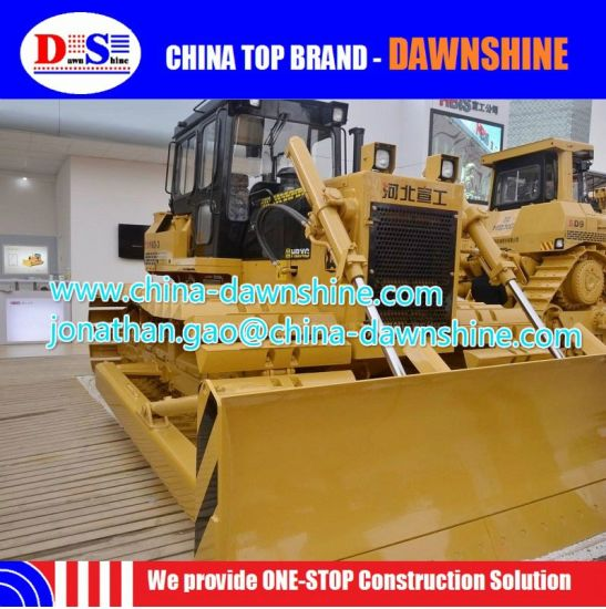 China Hbis Professional Bulldozer Used in Sloppy Area pictures & photos