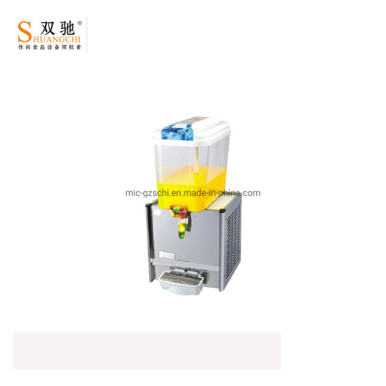 Sc-Lj18L-1 Cool Hot Juice Dispenser Machine/Juice Dispencer for Sale pictures & photos