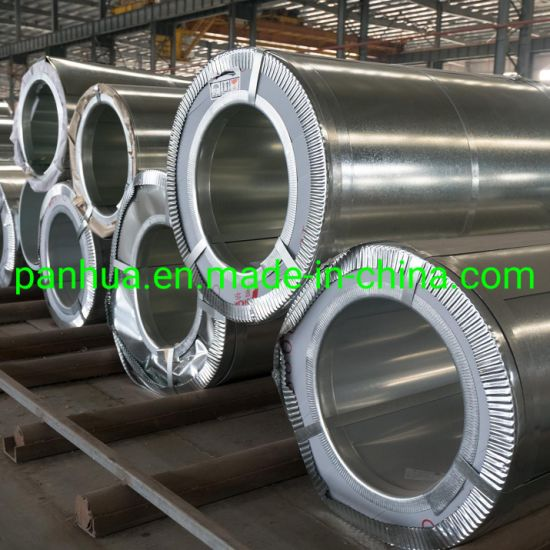 Supply Cold Rolled Zinc Coated Galvanized Steel Coil