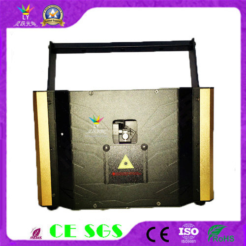 10W Full Colour Animation Stage Laser Light for Disco Show