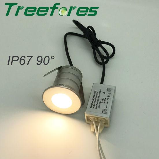 1W 3W 12V CREE IP67 LED Spot Light for Garden Spot Light