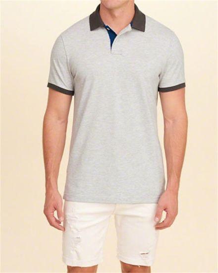 f8acd4626 China OEM Cheap Wholesale Screen Printing Custom Polo Shirt - China ...