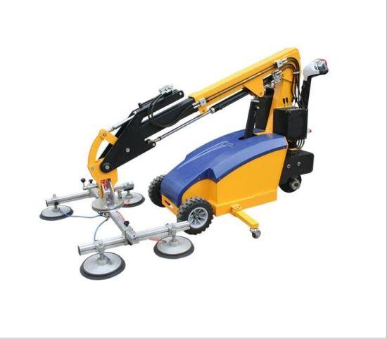 Automatic Rotating 360deg Glass Robot Lifter Gl500