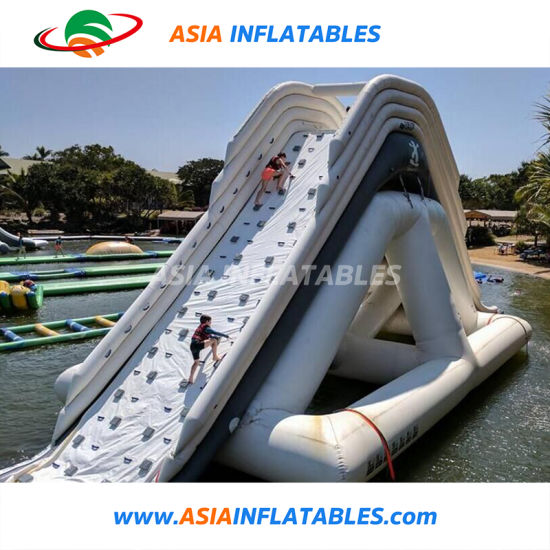 Giant Floating Water Slide Kids Inflatable Water Toys with Slide pictures & photos