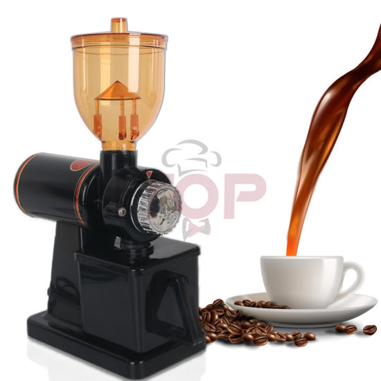 Electric Commercial Automatic Coffee Grinder Espresso Coffee Bean Grinder with Cheap Price