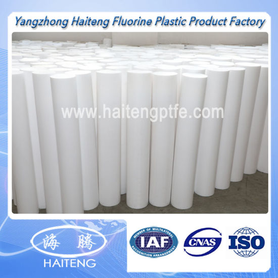 White Black Extruded PTFE Rod Solid Plastic Rod pictures & photos