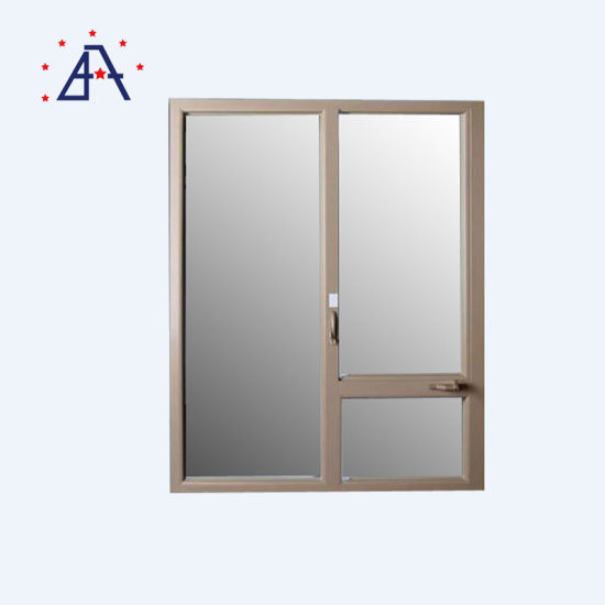 Aluminium Casement Window with Stainless Steel Fly Screen