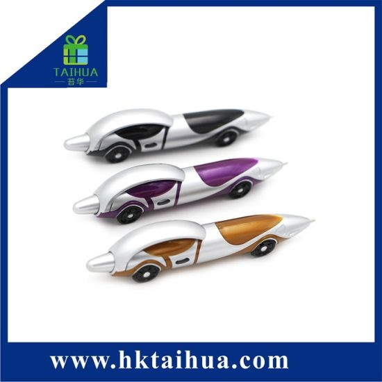 Creative Cute Car Shaped Cartoon Pens Luxury Gift Ballpoint Pen for Promotion pictures & photos