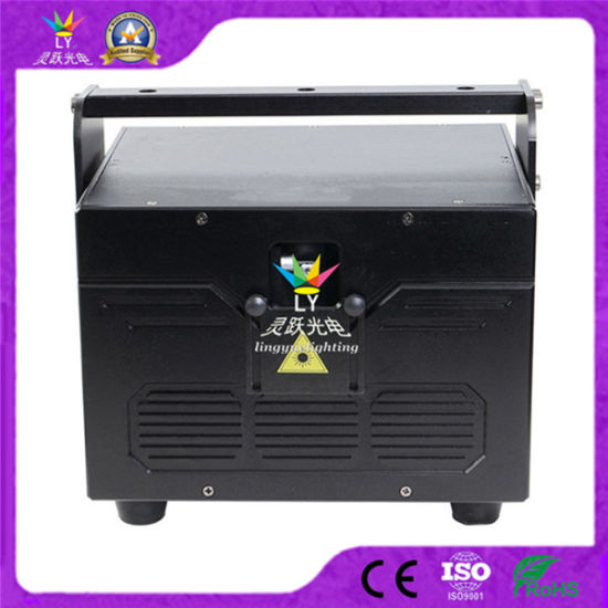 2W Full Color RGB Animation Laser Light (LY-1012Z)