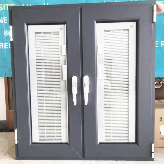 Building Material House Used Price Hurricane Impact Aluminium Double Glazed Tempered Glass Casement Doors Windows Guangzhou Aluminum Alloy Tilt and Turn Window