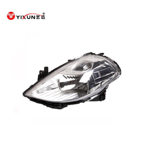 China Custom Automotive Lighting LED Headlight Auto Parts