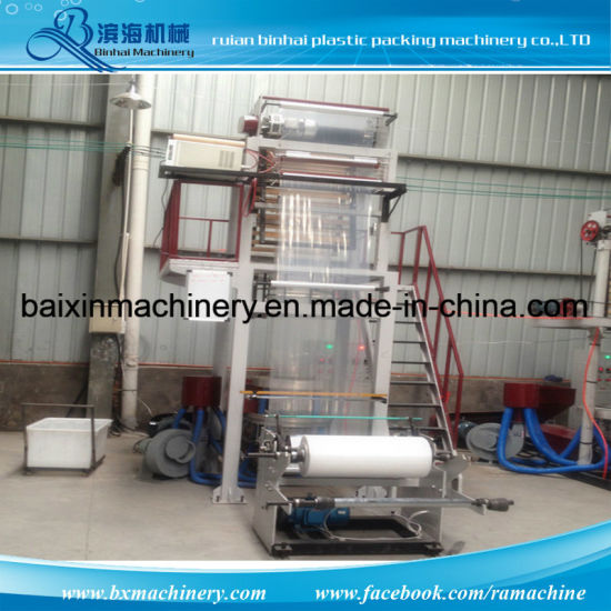65 Sj Film Blowing Machine Factory pictures & photos