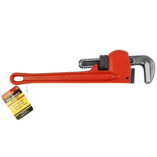 Pipe Wrench Heavy Duty OEM Hand Tools Decoration DIY pictures & photos