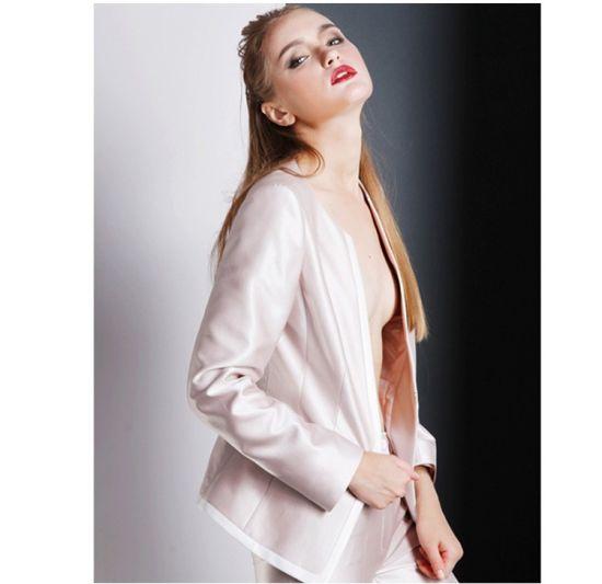 6b3f1b4f10 2019 New Style 2 Pieces Office Women Suit, OEM Design Business Ladies Suit  Wholesale pictures